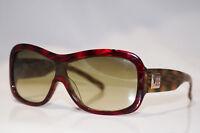 GIVENCHY Womens Designer Sunglasses Brown Shield SGV 858 COL 09Z6 16359