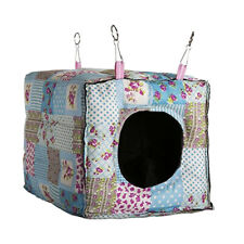 1x Hammock Nest Ferret Rabbit Guinea Small Rat Hamster Mice Bed Warmer House Toy