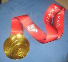 OTTAWA SENATORS CANADA BELL SENSPLEX  CHAMPIONSHIP 2014 BANTAM GOLD AWARD MEDAL