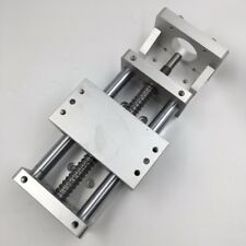 Linear Guide Stage Cross Slide Electric Sliding Table SFU1605 L200mm CNC Milling