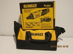 DEWALT DCF682N1 8V-MAX Lith-Ion Cordless Gyroscopic Screwdriver KIT. NEW F/PRISP