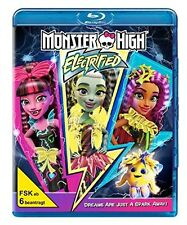 MONSTER HIGH-ELEKTRISIER   BLU-RAY NEU