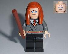HARRY POTTER #68 Lego Ginny Weasley Custom NEW Genuine Lego Parts