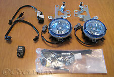 HONDA GOLDWING GL1800 Blue Fog Light Kit (52-704)  See fitment.
