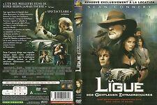 UNIQUEMENT LA JAQUETTE POUR DVD : LA LIGUE DES GENTLEMEN EXTRAORDINAIRES / SEAN