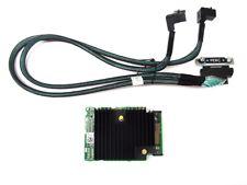 Dell PERC H330 Mini Mono 12Gb/s RAID SAS 6Gb/s SATA Controller Card Cable R75VT