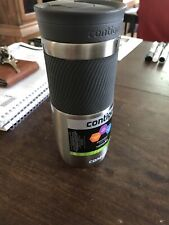 Contigo Byron Travel Mug Snapseal Vacuum Insulated Spill-Free Bottle - 16oz
