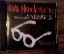 Bill Henderson / Complete Veejay Recordings, Vol. 1 - Bill Henderson - Audio CD