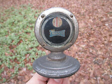 Chandler Radiator Hood Ornament Mascot Moto-meter with Thermometer