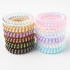 Telephone Line Ponytail Holder Elastic Hair Rope Rubber Bands Hair Accessories