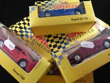 Maisto Supercar Collection - Die Cast Model Cars - Original Box - Many to Choose