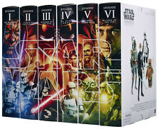 STAR WARS Complete Digital Release Commemorative Collection EPISODE 1-6 NEW