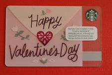 STARBUCKS - Happy Valentines Gift Card - (AUSTRALIA EDITION)