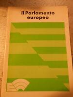 LIBRO: IL PARLAMENTO EUROPEO -