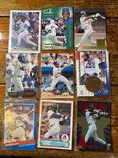 New listing Sammy Sosa 9 Card Lot