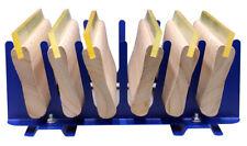 6 Pcs Screen Printing Squeegee Storage Rack Ink Scraper Organize Free Shipping