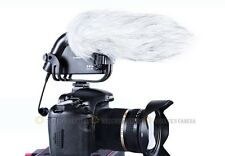 BOYA BY-VM190 Stereo Video Shotgun Microphone 3.5mm for Canon 60D 70D 7D 5D2 5D3