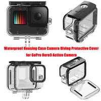 Wasserdichte Gehäusetasche Tauchschutzhülle für GoPro Hero9 Action Kamera