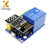 DC 5V ESP8266 Wifi Relay Module ESP-01S TOI APP Controled for Smart Home
