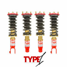 Function & Form For 92-95 Honda Civic EG Type 1 Height Adjustable Coilovers Set