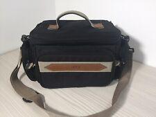 Medium 'Optex' Canvas, Padded Camera Carry Bag.