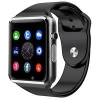 Reloj Inteligente  Bluetooth 4.0 con Tarjeta SIM para Usar Como Teléfono Móvil