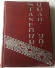 1898 Stanford Quad Yearbook