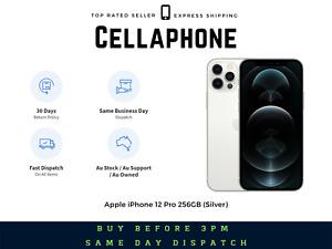 ~~Brand New~~ Apple iPhone 12 Pro 256GB (Silver) - Tax Invoice - Au Stock