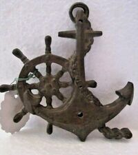Antique Marine Anchor with Steering - Nautical Anchor - Best Collection (1754)