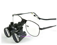 Binocular Loupes Dental Lab Surgical Medical Magnifier 3.5 x 420mm