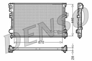 Denso Motor Kühler Für Ein Fiat Scudo Dose 1.9 68KW