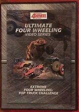 Ultimate Four Wheeling  - Maximum Impact:Top Truck Challenge DVD  LIKE NEW