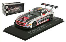 Minichamps Mercedes Benz SLS AMG GT3 FIA World GT1 Champions 2012 - 1/43 Scale