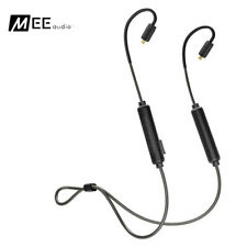 NEW MEE Audio BTX2 MMCX Bluetooth Wireless Adapter Cable for M7 PRO - Black
