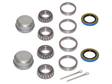 Pair Of Trailer Bearing Repair Kits For 1 Inch Straight Spindles  280451-2