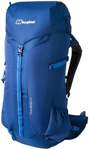 Berghaus Wanderrucksack Trailhead 2.0 50 Liter Unisex - Erwachsene Blau