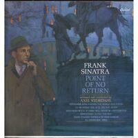 Frank Sinatra Lp Vinile Point Of No Return / Capitol Records Nuovo 5099926107219