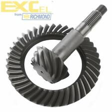 "EXCel Differential Ring and Pinion GM82C373; 3.73 GM 8.2"" 10-Bolt for Chevy"