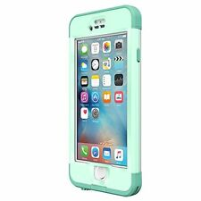 LifeProof NUUD Waterproof Dust Proof Case for iPhone 6s Plus Teal NEW