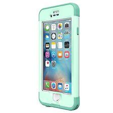 LifeProof NUUD Waterproof Dust Proof Case for iPhone 6s Plus Teal NEW
