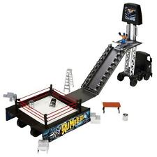 WWE Rumblers Transforming Rumble Rig