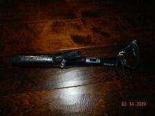 "REVLON RV278C hair styling curling iron jumbo curls 1.5"" barrel big curls black"