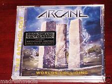 Arcane: Worlds Colliding - The Anthology 2 CD Set 2014 Divebomb DIVE067 NEW