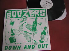 The BOOZERS-down and Out 1995 Hoot and ROLLER Rec. the underneath Rockadelic