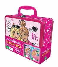 Barbie Lunchbox Pack: Fairytopia / Princess and the Pauper DVD | Region 4 | New