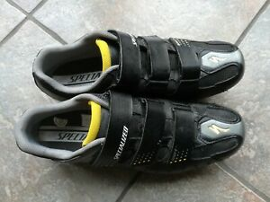 Specialized Sport RD  Road  Cycling Shoes with Cleats Size 10.5 Uk