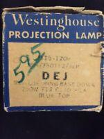 Westinghouse DEJ Projection Projector Lamp Bulb 750W 115-120V
