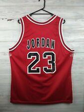 Jordan Chicago Bulls basketball jersey size 48 shirt Champion