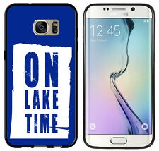 On Lake Time For Samsung Galaxy