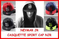 CASQUETTE AMERICAINE ENFANT NEYMAR NJR PSG BASEBALL CAPS FOOTBALL PARIS MAILLOT